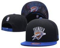 Wholesale Oklahoma City - 2017 New Arrivals Best Quality Oklahoma City Snapback Oklahoma City cap HATS
