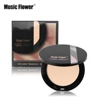 Wholesale Wholesale Mineral Pressed Powder - Mineral Pressed Powder Contour Palette Makeup Press Powder Compact Concealer Face Base Oil-control Silky Texture Cosmetics