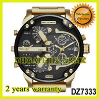 Wholesale Movement Japan - 100% ORIGINAL JAPAN MOVEMENT - DZ7312 DZ7315 DZ7331 DZ7333 DZ7370 DZ7395 DZ7396 DZ7399 DZ7402 Luxury watch Military sports - 2 YEAR WARRANTY