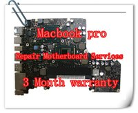 Wholesale apple laptop motherboards resale online - For MACBOOK PRO UNIBODY quot A1278 A1286 A1297 A1370 A1369 A1502 A1425 A1398 A1465 LOGIC BOARD MOTHERBOARD LAPTOP REPAIR SERVICE