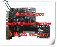 placa lógica macbook pro venda por atacado-Para MACBOOK PRO UNIBODY 13