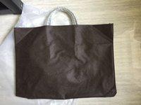 ingrosso 55 borsa-2018 nuovi donne del sacchetto di spalla della borsa della signora Style Classic Fashion Totes sacchetti sacchetto composito (16 colori per la scelta) 46 centimetri e 55 centimetri