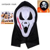 hacer la cabeza para el traje al por mayor-Disfraz de máscara de Halloween con disfraces de fiesta