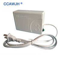 Portable Ozone Generator Air and Water Sterilizer For Home Use Ozone Yield 300mg h with Silicone tube and Air Stone + Free Shipping