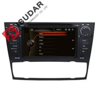 Wholesale Dvd Canbus - Isudar Car Multimedia Player Car Radio GPS Android 7.1.1 1 Din For BMW E90 E91 E92 E93 318 320 325 Canbus Autoradio Bluetooth