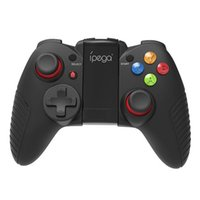 Wholesale Ipega Bluetooth Controller Ios - 100% Original IPEGA 9067 Gamepad Wireless Bluetooth 3.0 Game Controller for Android , iOS , Windows for XIAOMI iPhone