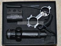 Wholesale infrared laser dot - 980nm 50mw Infrared IR Dot Laser Sight Gun Rifle Scope