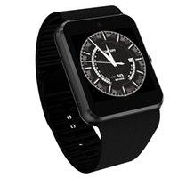 4.4 android smartwatch оптовых-3G Смарт-часы QW08 Android 4.4 1.54 дюймов SIM-часы телефон 512 МБ+4 ГБ Bluetooth MTK6572 SmartWatch 1 шт./лот