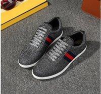 ausländische schuhe großhandel-Europäische neue Freizeitschuhe Nieten flache Außenhandel Schuhe Spitze Pailletten koreanische Mode