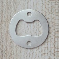 Wholesale Tin Cans For Gifts - Can Bottle Opener Metal Strong Polished Beer Drinks Tin Corkscrew for Kitchen Bar Party Gift Multifunction Openers Tools 0 5kp Y