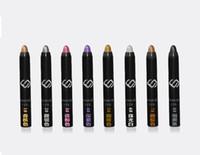 Wholesale Eye shadow Pen Pearl Light Pen Eye Line Pen Horizontal Silkworm Waterproof Color Makeup Manufacturers