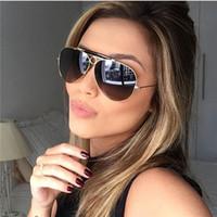 Wholesale Aluminum Hoods - New Fashion 3138 SHOOTER Style Vintage Aviator Sunglasses Metal Circle Brand Design Sun Glasses Oculos De Sol With Hood 97318