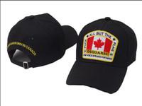 Wholesale Multi Leaf Springs - Maple Leaf Mesh Baseball Cap d2 Letters High Quality Men Women Cap Custom Design ICON Logo Cap Bonnet Homme Dad Hat hats casquette