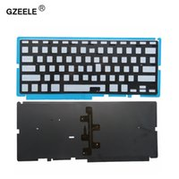 Wholesale a1369 keyboard - GZEELE new Backlight keyboard patch For MacBook Pro Retina A1398 A1278 A1286 A1369 A1466 A1370 A1465 A1502 A1425 (Non keyboard)