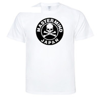 ingrosso stampa giapponese-Mens Moda T-Shirt Mastermind Skull Design Scheletro Giappone Stampa Donna Casual Multi Colore Tshirt Lovers Estate O-Collo Tees Tops