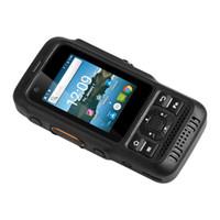ingrosso negozio di telefoni cellulari android-Walkie Talkie di Zello di Android di ZTE TOKIE TK1000 F30 Smartphone del quadrato del telefono cellulare robusto impermeabile a 2.4 pollici di IP67 a 2.4 pollici