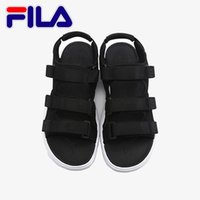 Wholesale white heels for cheap - Fashion Fila Sandals 2 For Mens Womens 2018 Cheap Beach Slippers Black White Red Anti-slipping Outdoor Light Soft Water Sandal Size 36-44