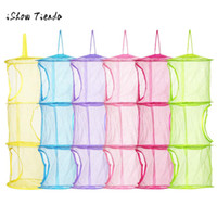 Wholesale children s clothes hangers for sale - Toy Hanging Storage Bag Bedroom Door Wall Closet Rack Hangers Books Cosmetic Sundries Pouch Children Room Family Organizer