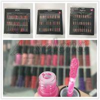 nyx lip lingerie оптовых-NYX SOFT MATTE LIP CREAM VAULT Lingerie Vault nyx Lipstick Lip Gloss Matte No Fading Sofe Velvet Lip 36colors 30colors