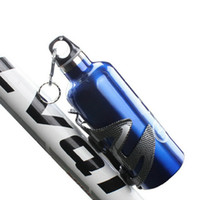 Wholesale mountain water bottle - Accessories Bicycle Bottle Holder Outdoor Cycling Mountain Road Bike Carbon Fiber Water Bottle Drinks Holder Cages Rack Bicycle Accessori