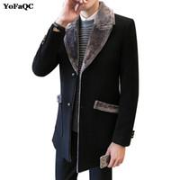Abbinare cappotto lungo uomo