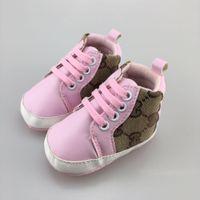 Wholesale baby canvas shoes infant for sale - Group buy 2019 Spring Autumn Baby Shoes Newborn Boys Canvas Lace up First Walker Shoes Infant Prewalker Shoes Mos