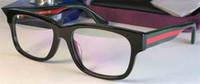 auge klar großhandel-Neue Art und Weiseentwerfer optische Korrektionsgläser 0343 Katzenauge-Rahmen populäre Art-Spitzenqualität, die klare Linse HD verkauft