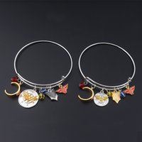 Wholesale Wholesale Fashion Headbands For Women - New Wonder Woman Bracelets Bangle Cuff Wristbans Adjustable with Wonder Woman Badge headband Charms Fashion Jewelry for Women Gift 320010