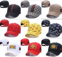 mejores marcas americanas al por mayor-2018 estilo europeo y americano de alta marca de lujo con gorra de sombrero de mejor calidad gorra de béisbol moda sol sombrero nuevo snapback sombrero de alta calidad casquette