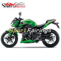 Wholesale sportbike bodywork resale online - Injection Complete Fairings For Kawasaki Z250 Z3 Year Sportbike ABS Motorcycle Green Black Bodywork