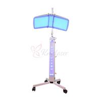 pdt lambalar toptan satış-PDT led ışık tedavisi makinesi 4 renk pdt / led ışık tedavisi için lamba yüz