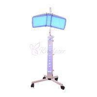 lámparas pdt al por mayor-PDT llevó la máquina de la terapia de la luz 4 colores pdt / llevó la lámpara de la terapia de la luz para el facial