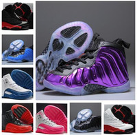 Wholesale cheap galaxies - Cheap Kids Penny Hardaway Galaxy One 1 Children Tennis Basketball Shoes Olympic Running Shoes Sneakers Olympic Training Sports Shoes