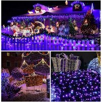 Wholesale marriage decoration lights for sale - Group buy Eco Friendly Multifunctional Drop Ornaments Christmas Decor m Led Lighting Waterproof For Wedding Romantic Marriage String Fairy Lights