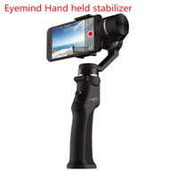 Wholesale aluminum cell - Beyondsky Eyemind Electronic smart stabilizer 3-axis Gyro Handheld Gimbal Stabilizer for Cell phone camera anti-shake video camera