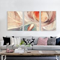 Wholesale Kitchen Framed Pictures - 2018 Abstract Canvas wall paintings Modern Colorful 40*60cm framed Canvas Wall Art Picture kitchen living room Home Decoration painting