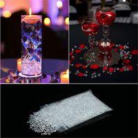düğün konfeti 4.5mm toptan satış-2000 adet / grup 4.5mm Dağılım Masa Kristaller Diamonds Akrilik Confetti Düğün Doğum Günü Mezuniyet Parti Dekorasyon Malzemeleri