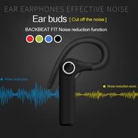Wholesale green cars for sale online - Bluetooth headphones sweatproof sports business car noise canceling mic for samsung s8 plus sale