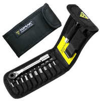 Topeak TT2524 Ratchet Rocket Lite function Tools Mountain bike T10 T25 Torx chain pin breaker Hex Wrench Allen Key Socket set