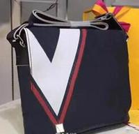 Wholesale handbag preppy style messenger bag - 2018 Brand Designer Men Genuine Leather Handbag Black Briefcase Laptop Shoulder Bag Messenger Bag free shipping