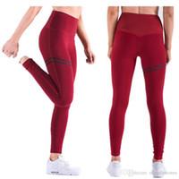 calças de leopardo branco preto venda por atacado-Mulheres Calças Lápis Treino de Fitness Leggings Moda Skinny Pantalon Femme Calças Mulheres Sweatpants Casuais