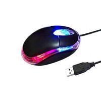 scrollrad usb optisch großhandel-Portable USB Optical Scroll Wheel Mäuse Computer-Maus für PC Laptop Verkauf SL @ 88