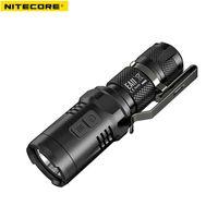 linterna u2 al por mayor-NITECORE EA11 LED CREE XM-L2 (U2) máx. 900 lúmenes 190 metros de distancia del haz impermeable pequeño tamaño linterna luz pila AA linterna