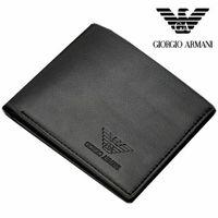Wholesale leather fur purse online - 2018 HOT men brand designer g wallet Genuine Leather square g wallets luxury leather purse man women top quality Money Purse