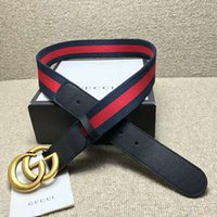 Wholesale white leather belt for sale - 2017-G Hot sale! Best Quality First Class real genuine Leather Mens designer For men leather belts for women strap Luxury Belts Alloy Buckle
