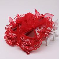 ingrosso sandalo rosso bambino-2018 Novità Baby Shoes Estate Bambina bambino pizzo in cotone decorazione sandali Vendita calda rosso rosa viola primi camminatori V