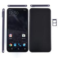 dual sim phone оптовых-6.5-дюймовый Goophone XS Max Android 7.0 Quad Core MTK6580 1GB +16GB+ 32GB 1520*720 HD 13MP 3G Dual Sim сотовые телефоны