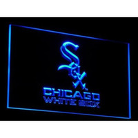 Shop baseball neon lights sign uk baseball neon lights sign free 7 colors chicago white sox led neon sign light baseball sports custom neon signs led design your own bar signs drop ship aloadofball Image collections