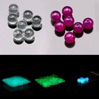 pyrex ball großhandel-Billiger Terp Perlen 6mm 8mm Quarz Einsatz Pyrex klar Quarz runde Kugel Perlen für X XL XXL Quarz Banger Nagel Glas Wasserpfeife
