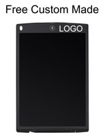 Wholesale custom board - 50pcs 10inch Freely Custom Made LOGO LCD Writing Tablet Digital Digital Portable Drawing Tablet Handwriting Pads Electronic Tablet Board